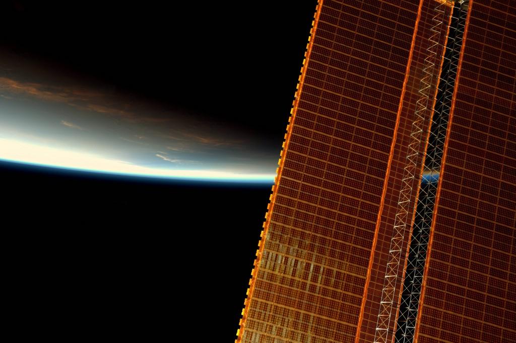 © Thomas Pesquet / ESA / NASA