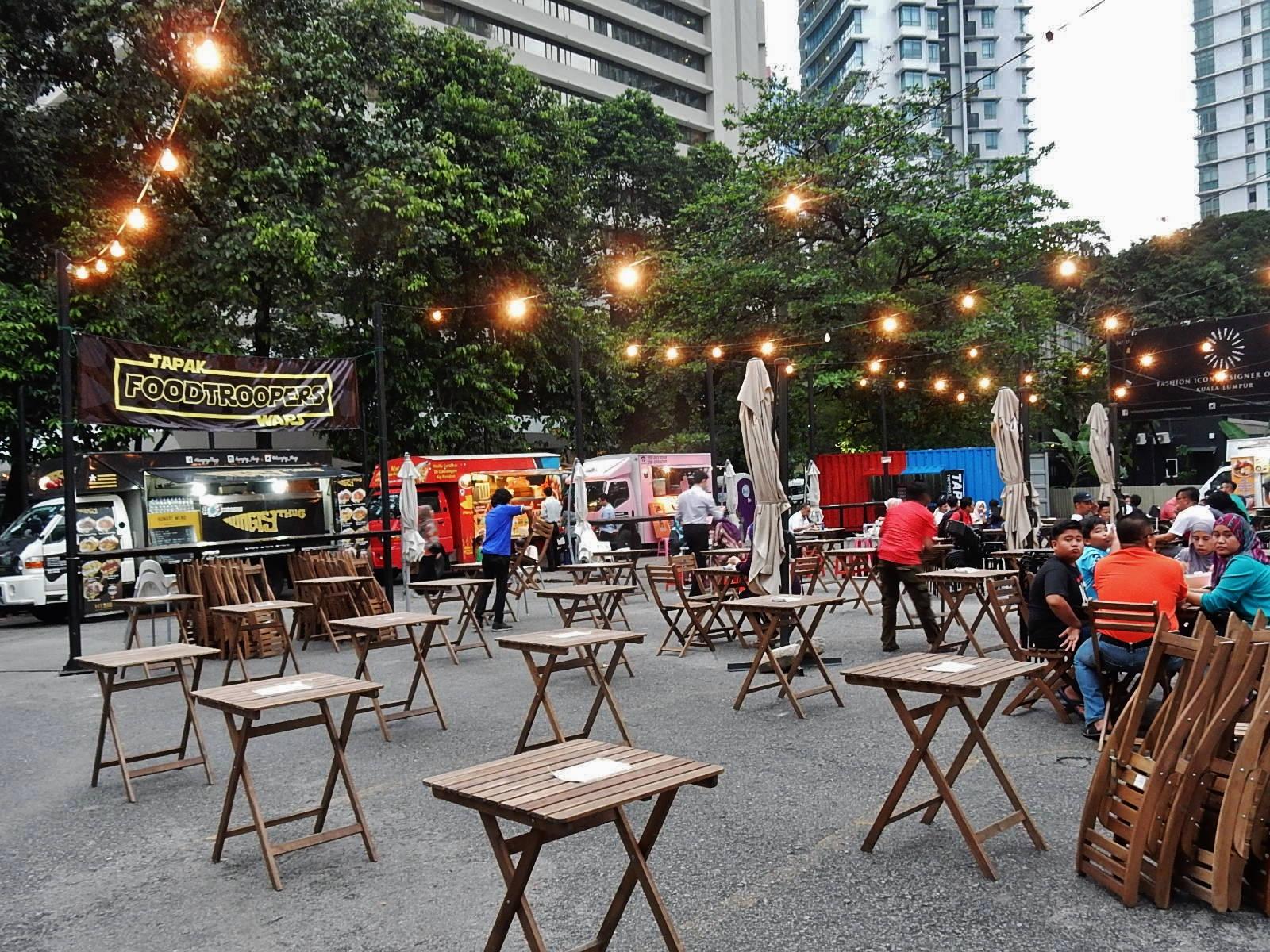 The Best Street-Food Markets In Kuala Lumpur