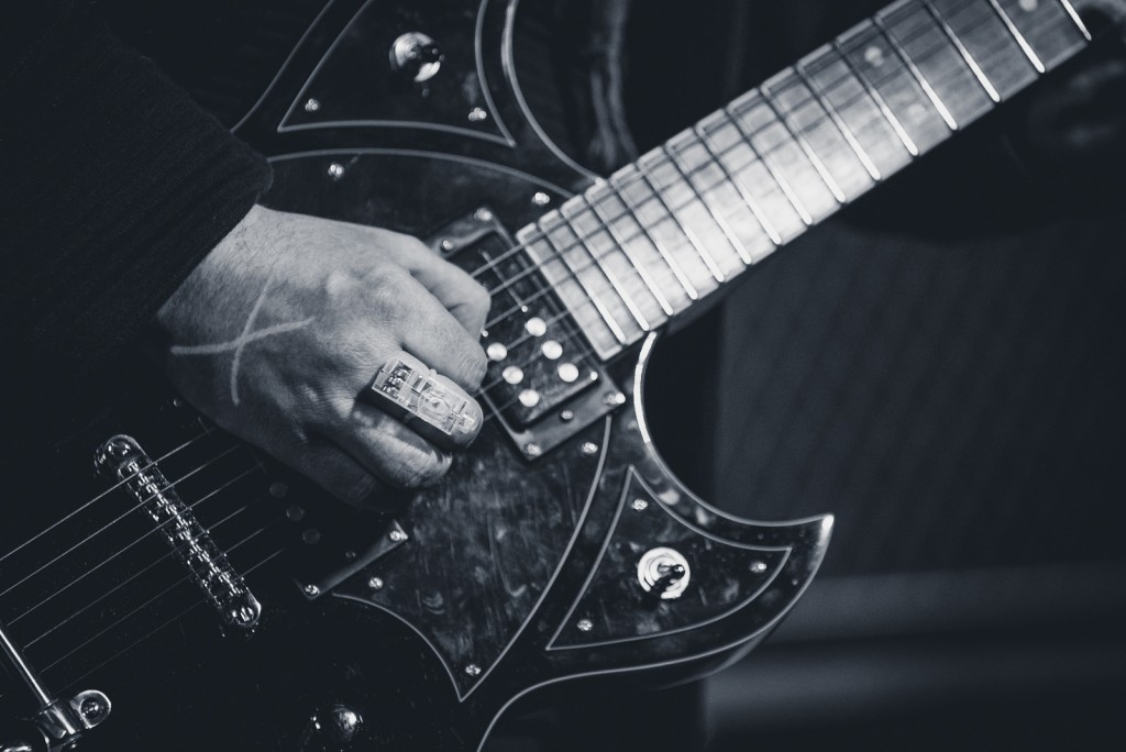Guitar | © Paul Hudson/Flickr