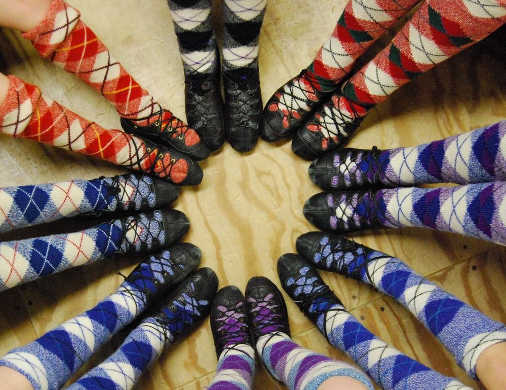 Traditional Dance Footwear | © k4dordy/Flickr