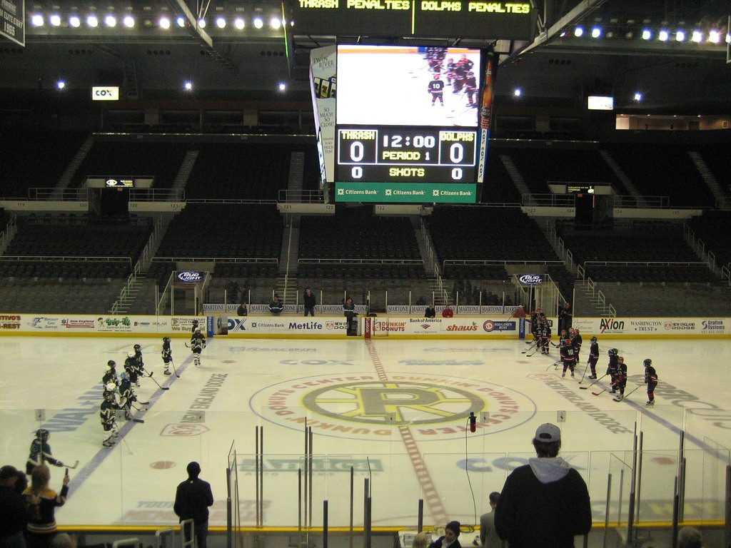 Dunkin Donuts Center | © Peter Galvin / Flickr