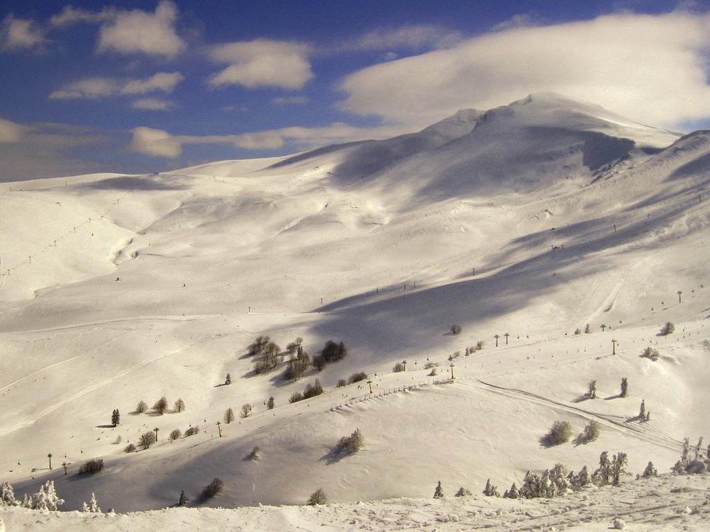 Kartaltepe Peak, Uludağ Mountain | © Ty/Flickr