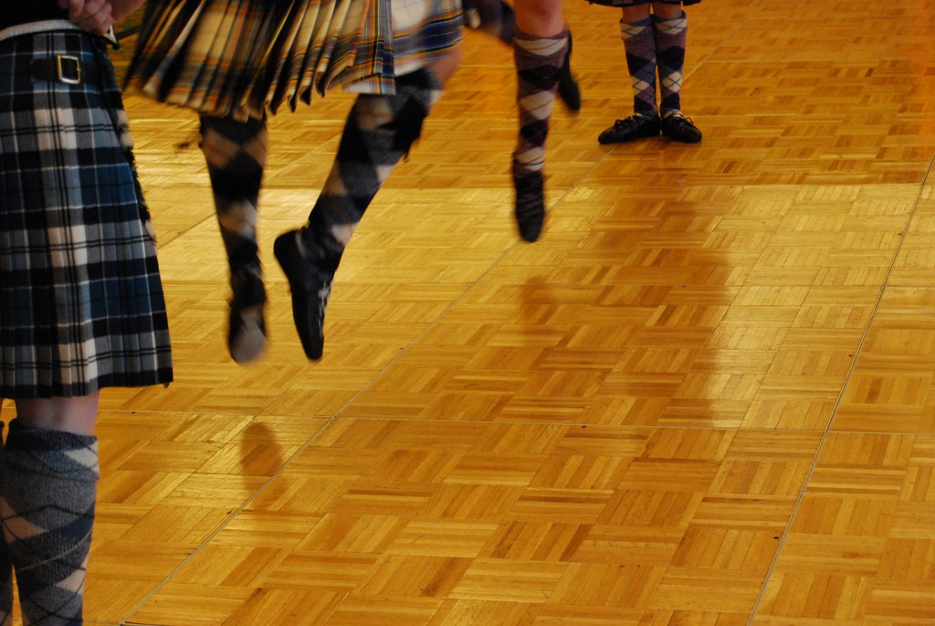 Scottish Dancing | © k4dordy/Flickr
