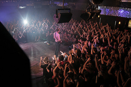 Concert Lucerna Music Club Prague | ©Paul van Dijk / Flickr