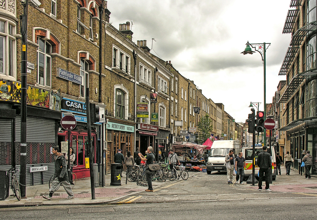 The Coolest Streets In London England