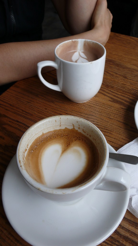 Cappuccino | © Richard Winchell / Flickr