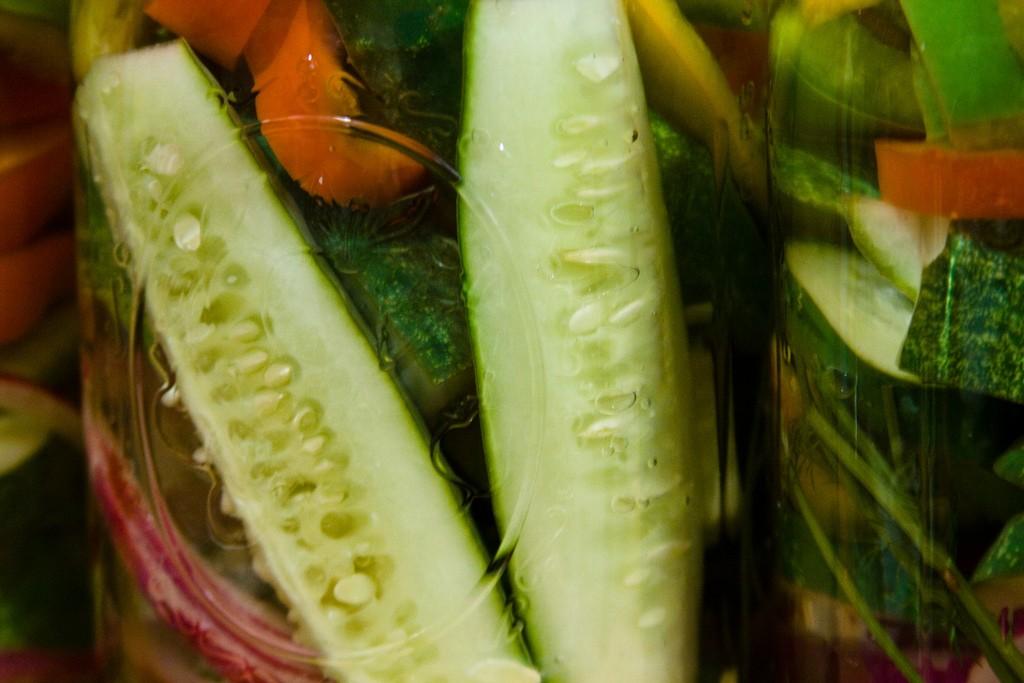 Pickles in the jar   © Robert Judge / Flickr
