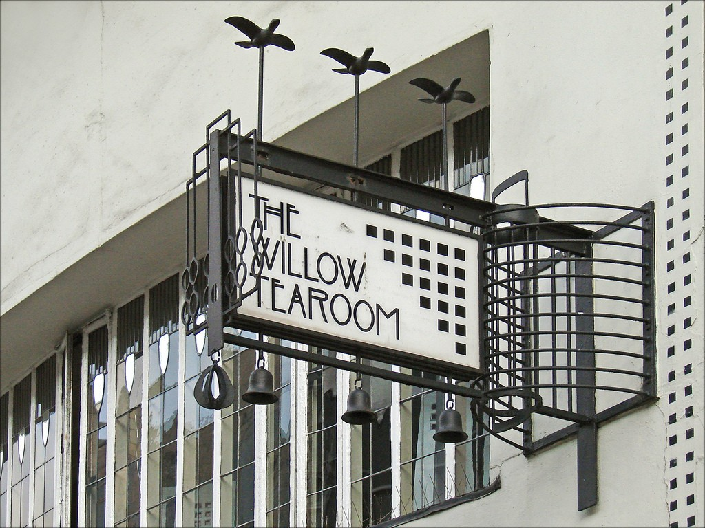 Willow Tea Rooms | © Jean-Pierre Dalbéra/Flickr