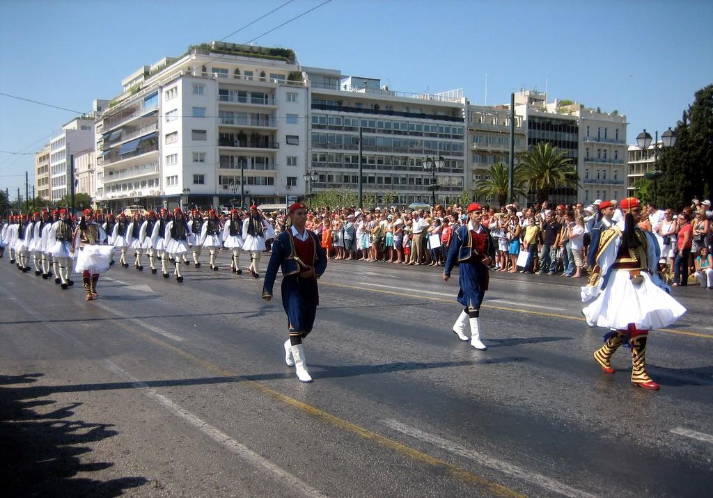 March 25th parade | © Christos Takos/Flickr