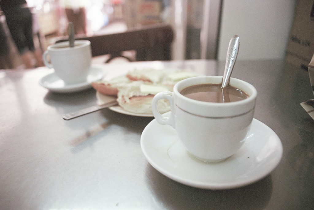 Kopi and breakfast | © Jonathan Lin/Flickr