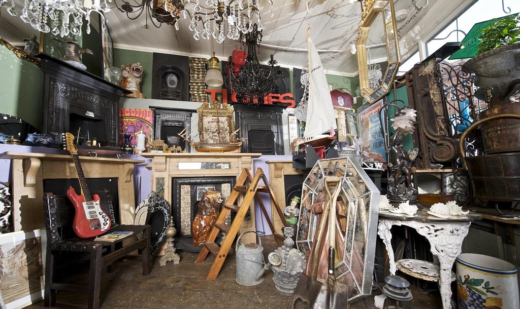 Parmiters Antiques, Southsea