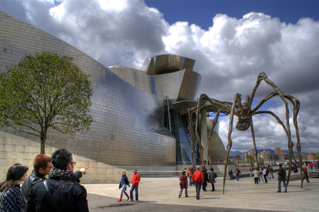 Guggenheim Bilbao | ©Vicente Villamón / https://www.flickr.com/photos/villamon/3978964795