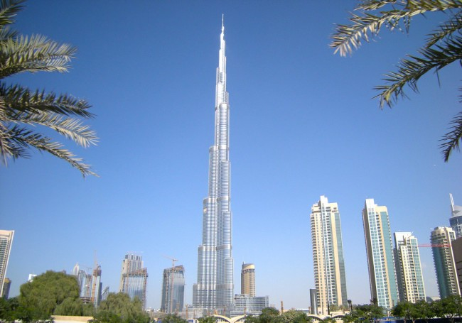 The Burj Khalifa | ©Leandro Neumann Ciuffo / Flickr https://www.flickr.com/photos/leandrociuffo/4128599775