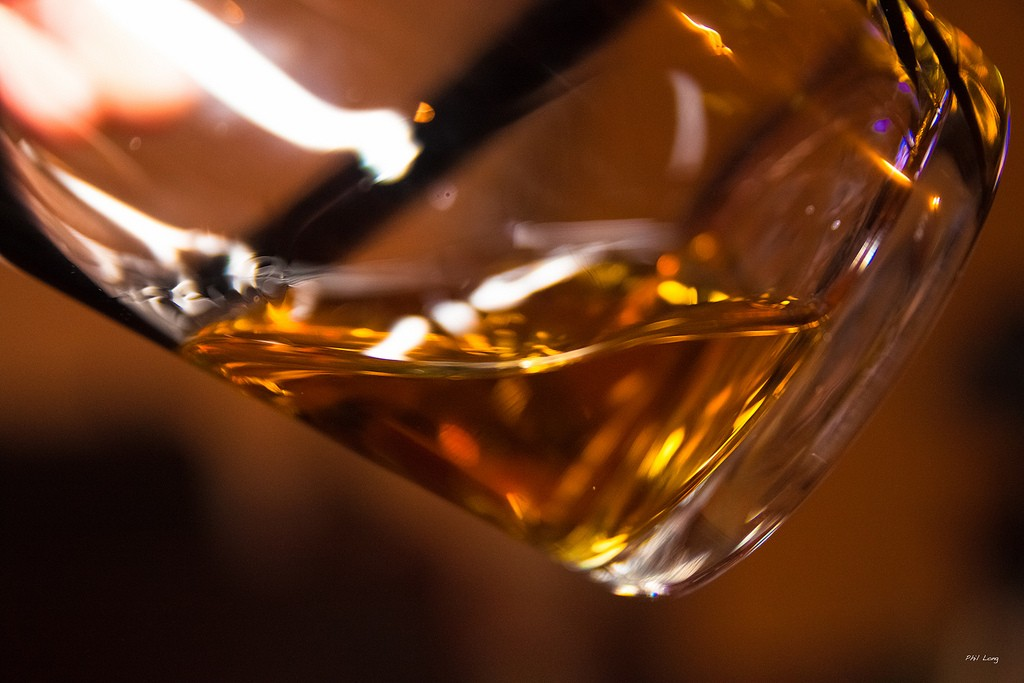 Whisky Glass | © Phil Long/Flickr