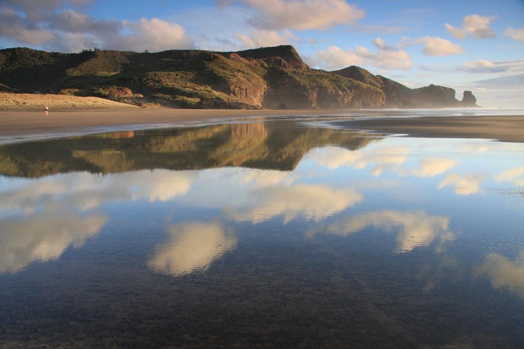 Raeakiaki Point, Bethell's Beach   © russellstreet/Flickr