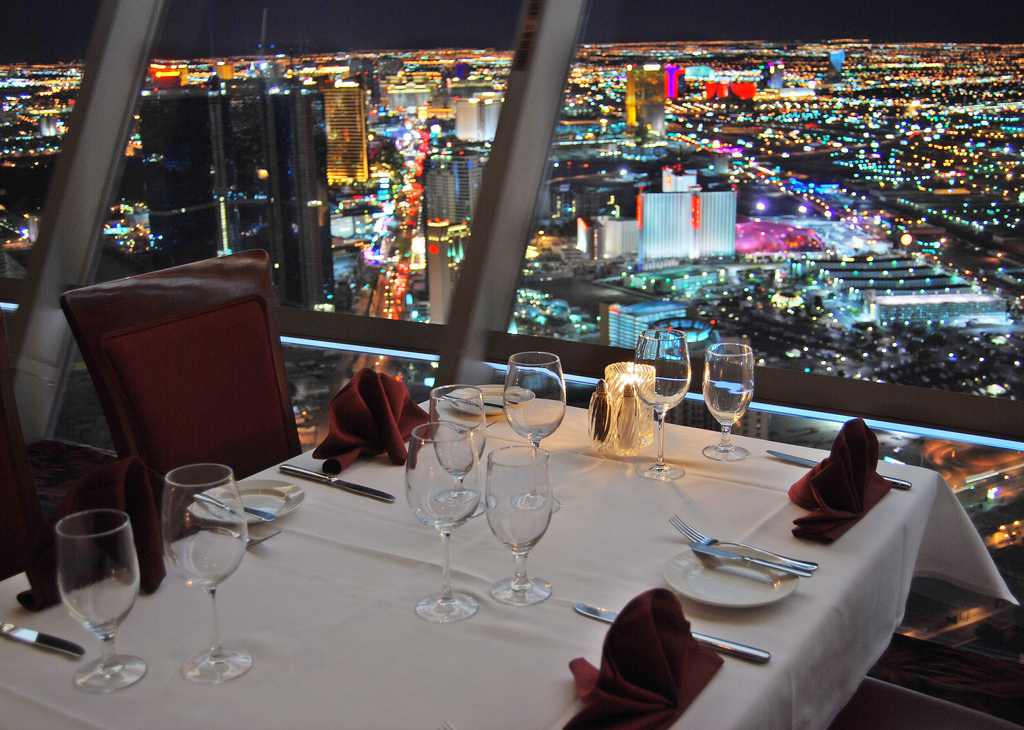 Top of the World | © Stratosphere Hotel & Casino / Flickr
