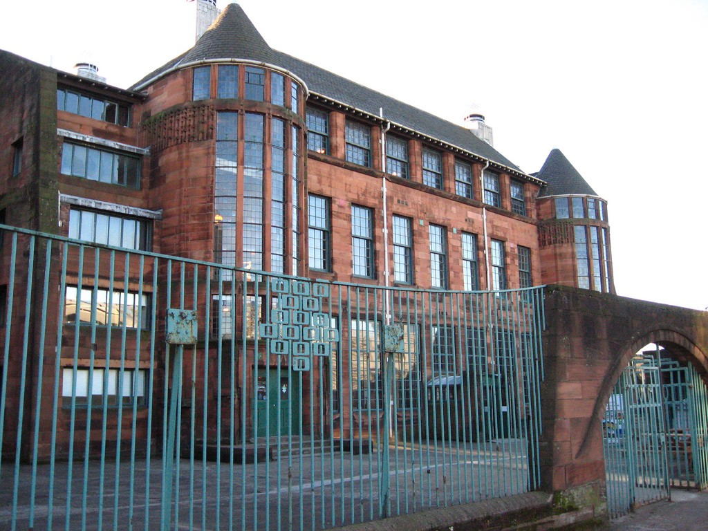 Scotland Street School Museum | © Chris Phan/Flickr