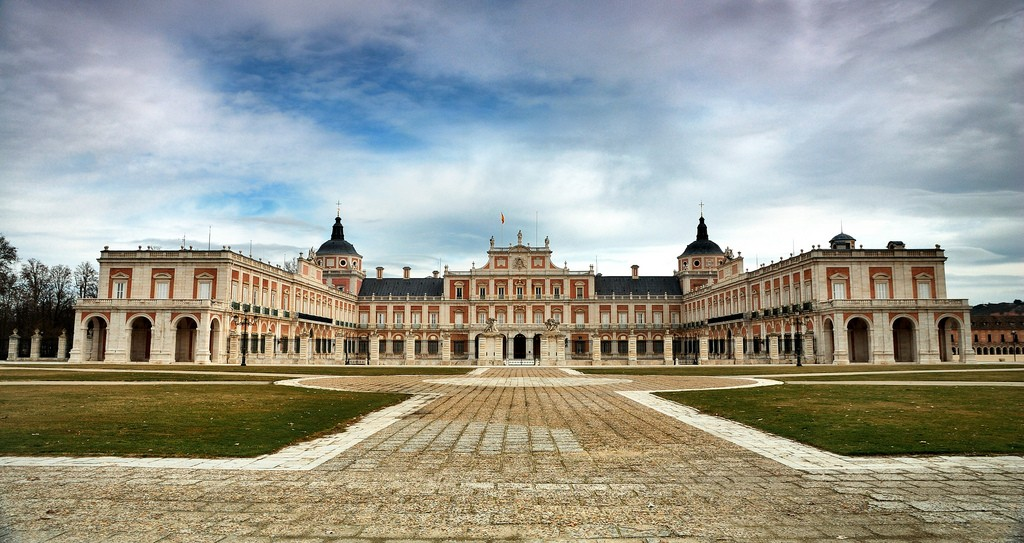 The Royal Palace in Aranjuez| © Fernando García/Flickr