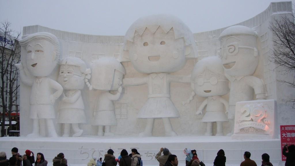 Sapporo Snow Festival   ©David McKelvey / Flickr