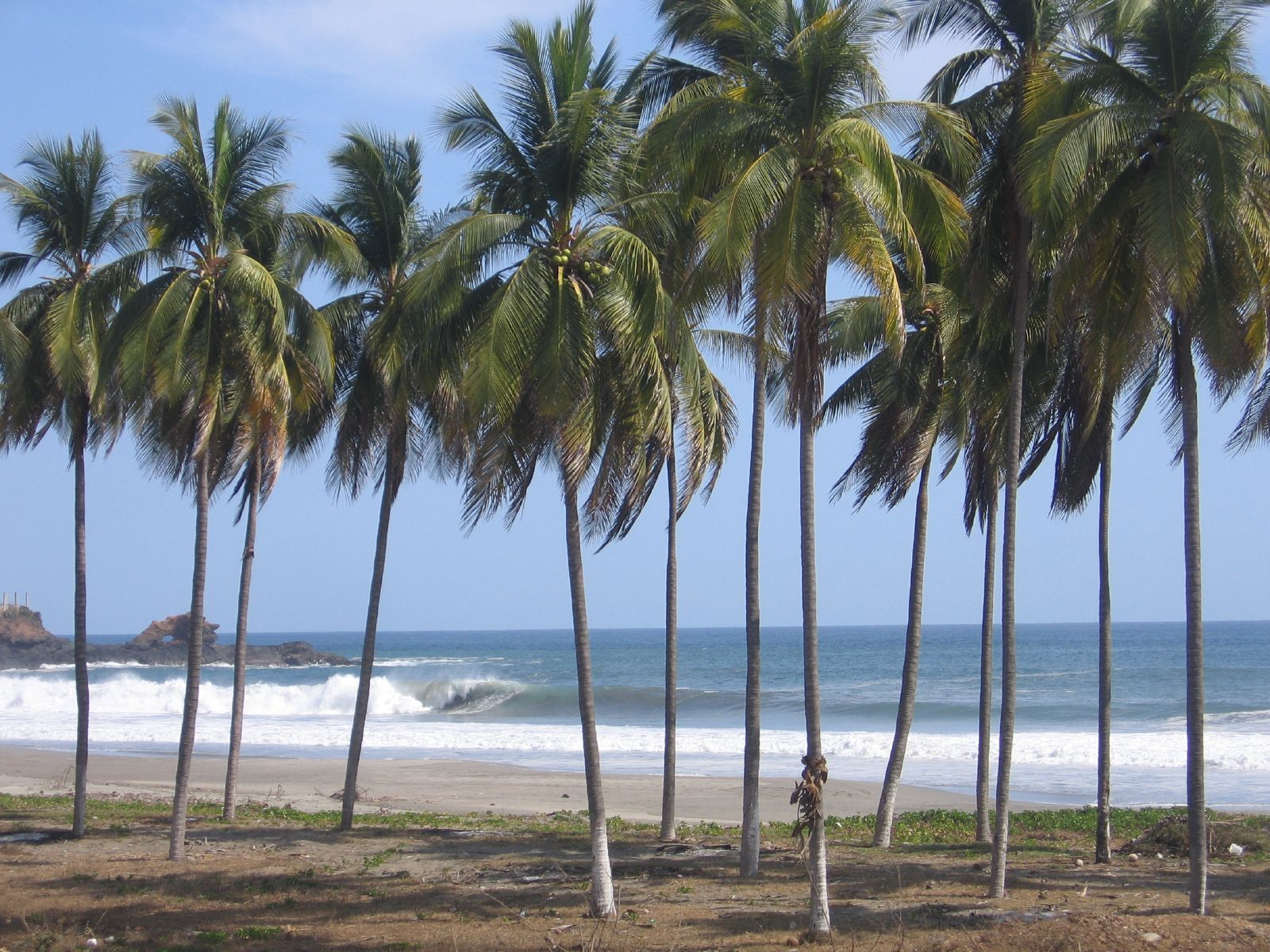 Beach in Michoacán | © Fer Quintana/Flickr