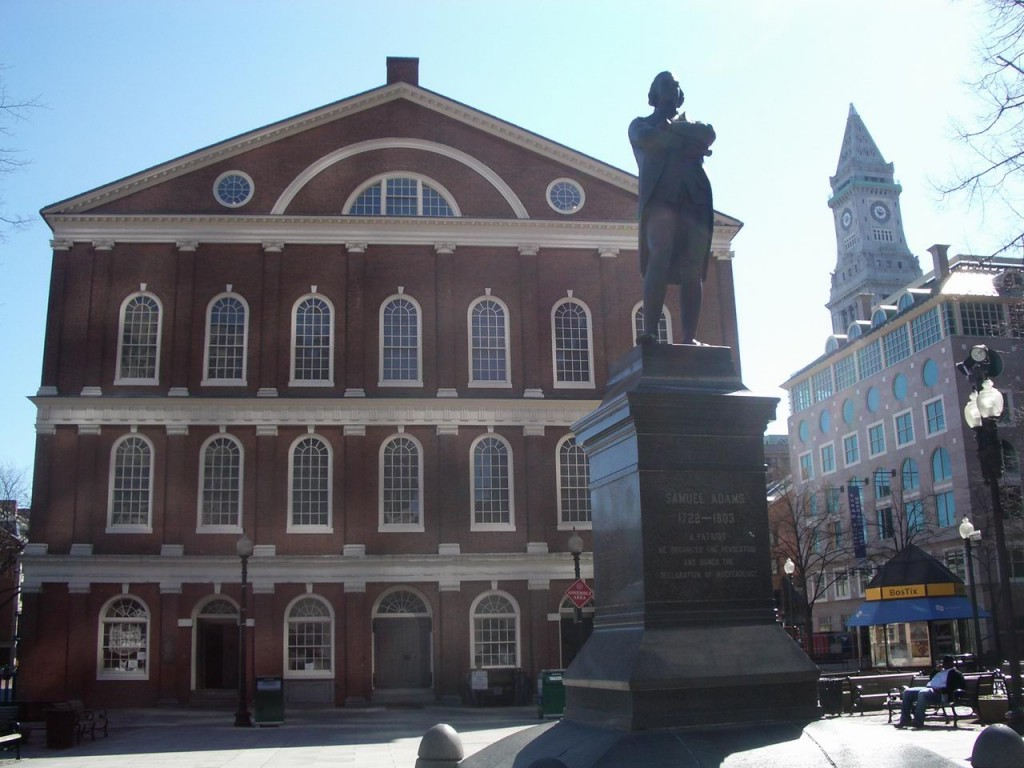 Samuel Adams Statue | © Brendan Riley / Flickr
