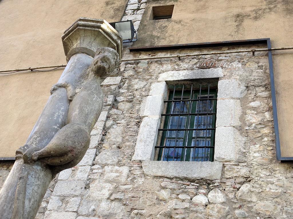 Cul de la Lleona, Girona | ©Enfo / Wikimedia Commons