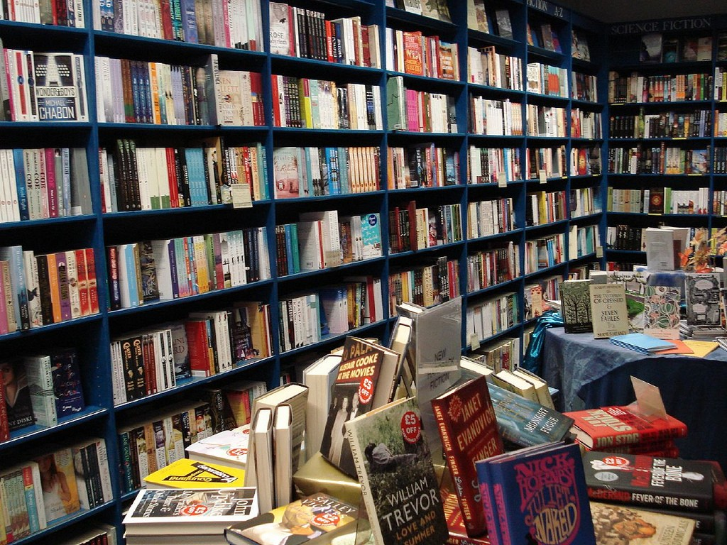 inside Stoke Newington Books