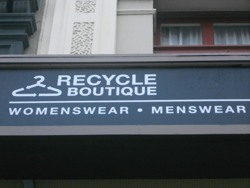 Recycle Boutique | © Kristina D.C. Hoeppner/Flickr