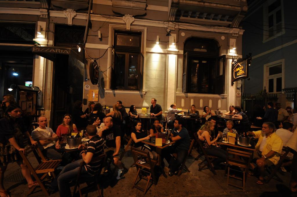 Carioca da Gema |© Nelson Porto|Lapa La na/Flickr