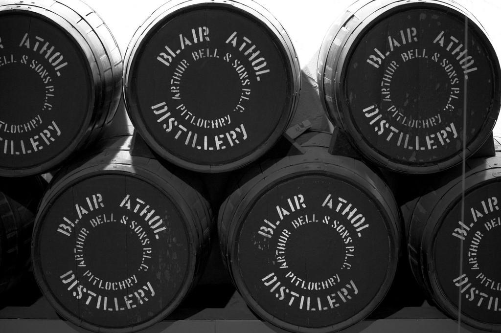 Blair Athol Barrels| © Jannis Andrija Schnitzer/Flickr