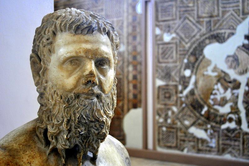 Hatay Archeology Museum | © Panegyrics of Granovetter/Flickr
