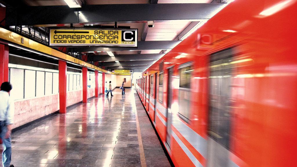 Metro | © 16:9clue/Flickr