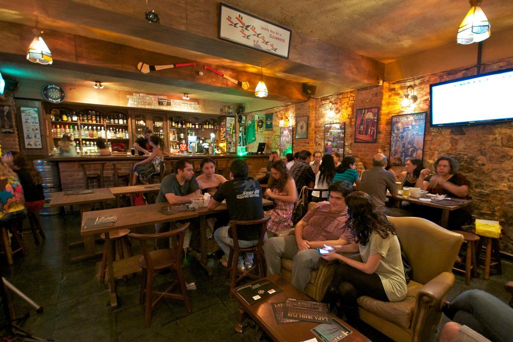 Lapa Irish Pub |© Nelson Porto|Lapa La na/Flickr