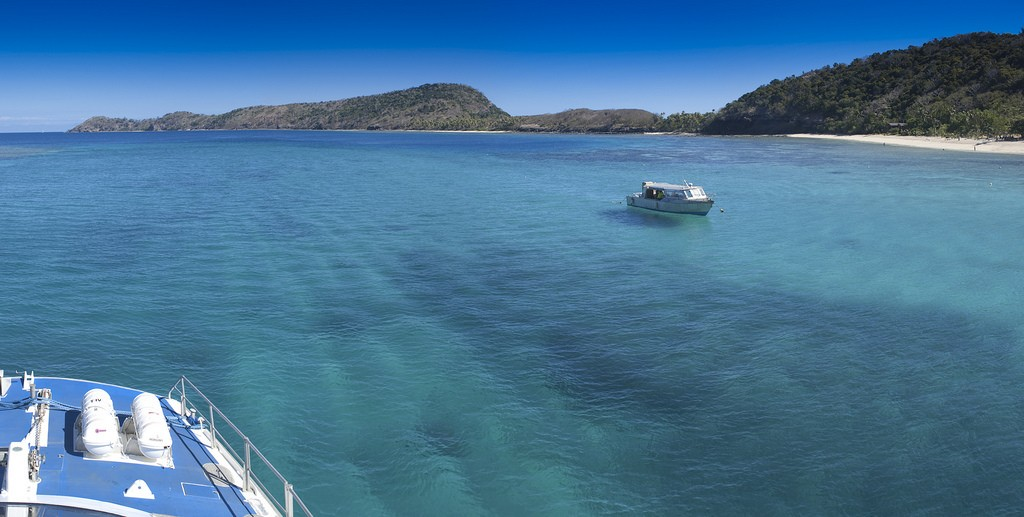 Yasawa Islands, Fiji | © Thomas Huxley / Flickr