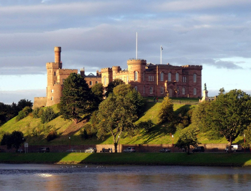 Inverness Castle | © Dave Conner / Flickr