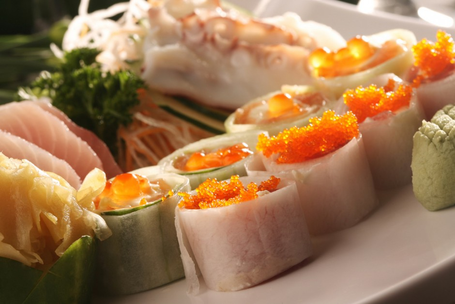 Sushi options | © Nelson Porto|Lapa La na/Flickr