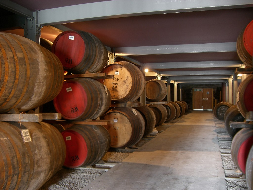 The Macallan Barrels | © Christian/Flickr