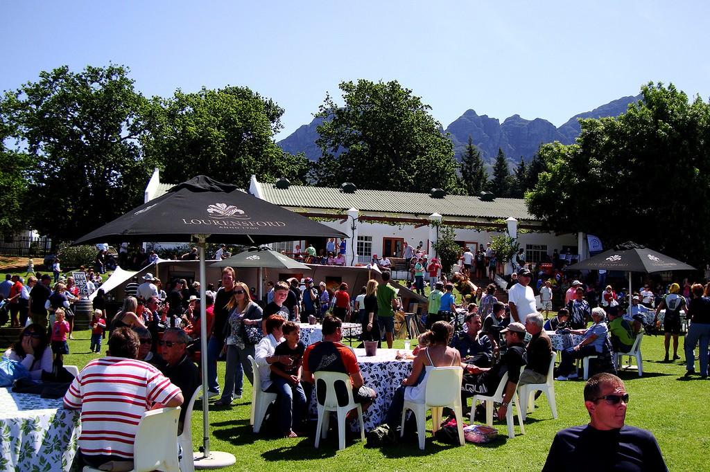 Lourensford Market, Cape Town © Warren Rohner/Flickr