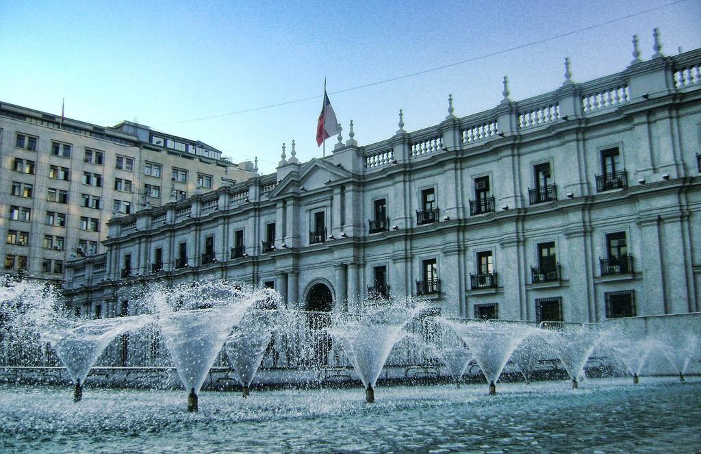 A Walking Tour Of Santiago S Architectural Landmarks