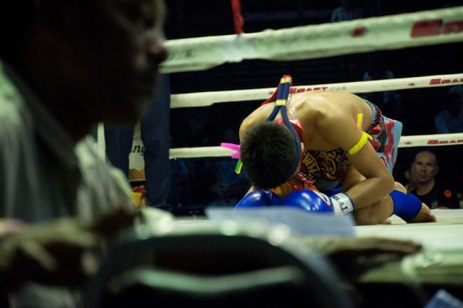 Muay Thai | © Josh Evnin / Flickr