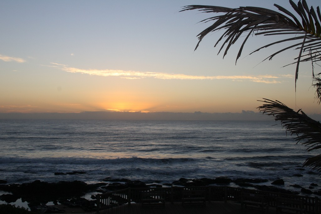 Take a dip in the ocean after a ride in Ballito © Jolene Thompson/Flikr