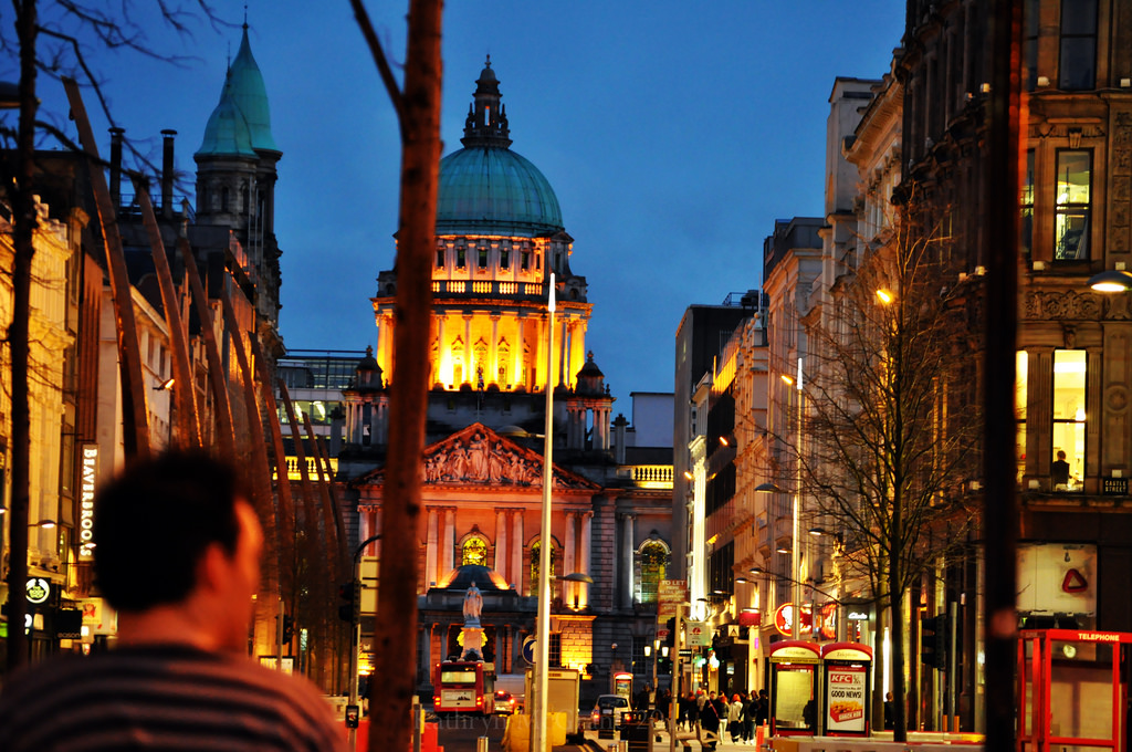 Belfast Nightlife | © Katheryn McGrane/ Flickr
