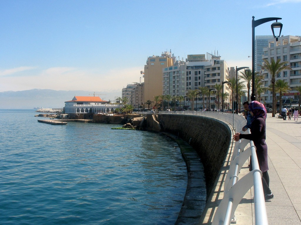Beirut, Manara | © marviikad / source, Flickr