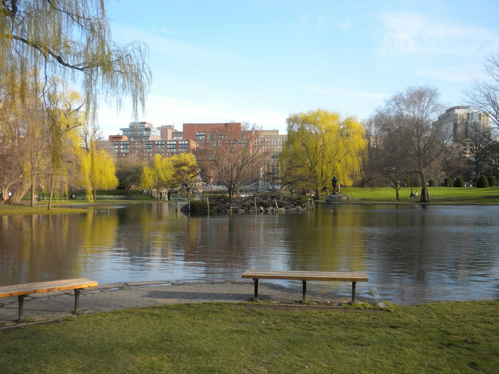 Boston Public Garden | © Lucy Orloski / Flickr