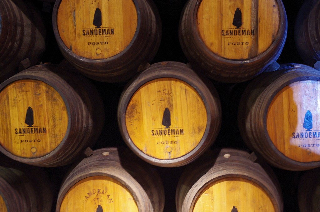 Sandeman Casks © Ken & Nyetta / Flickr