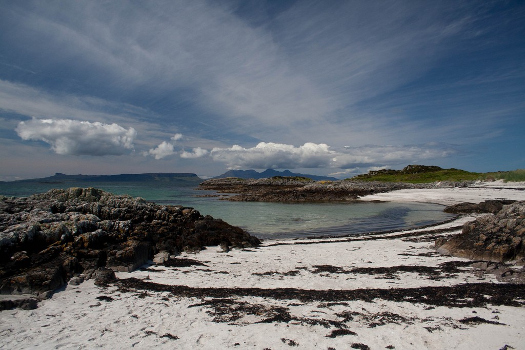 Silver Sands, Arisaig | © Gordon Watt/Flickr