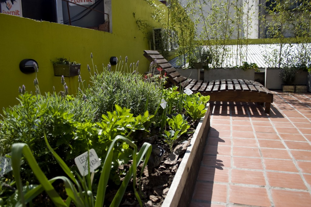 Eco Pampa Hostel provides a green and budget stay in Buenos Aires | © Celine Massa/Flickr