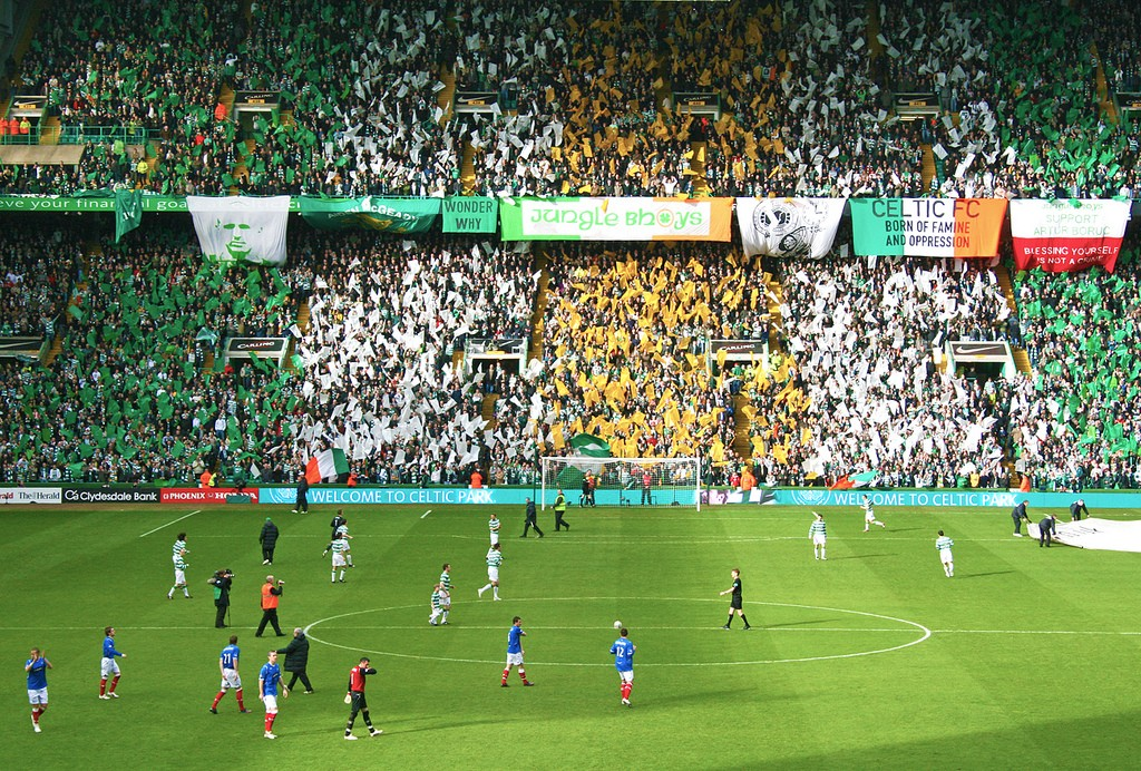 FC Celtic vs. Rangers | © Brian Hargadon/Flickr