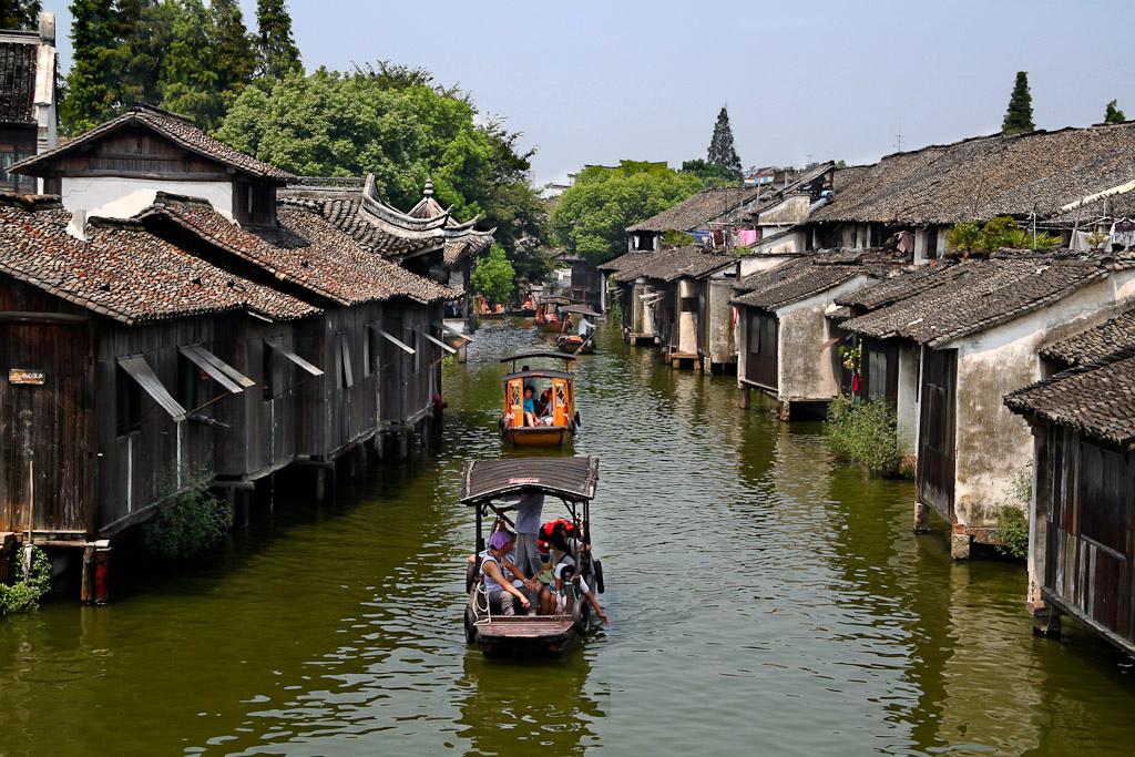 Wuzhen | © tengri555 / Flickr
