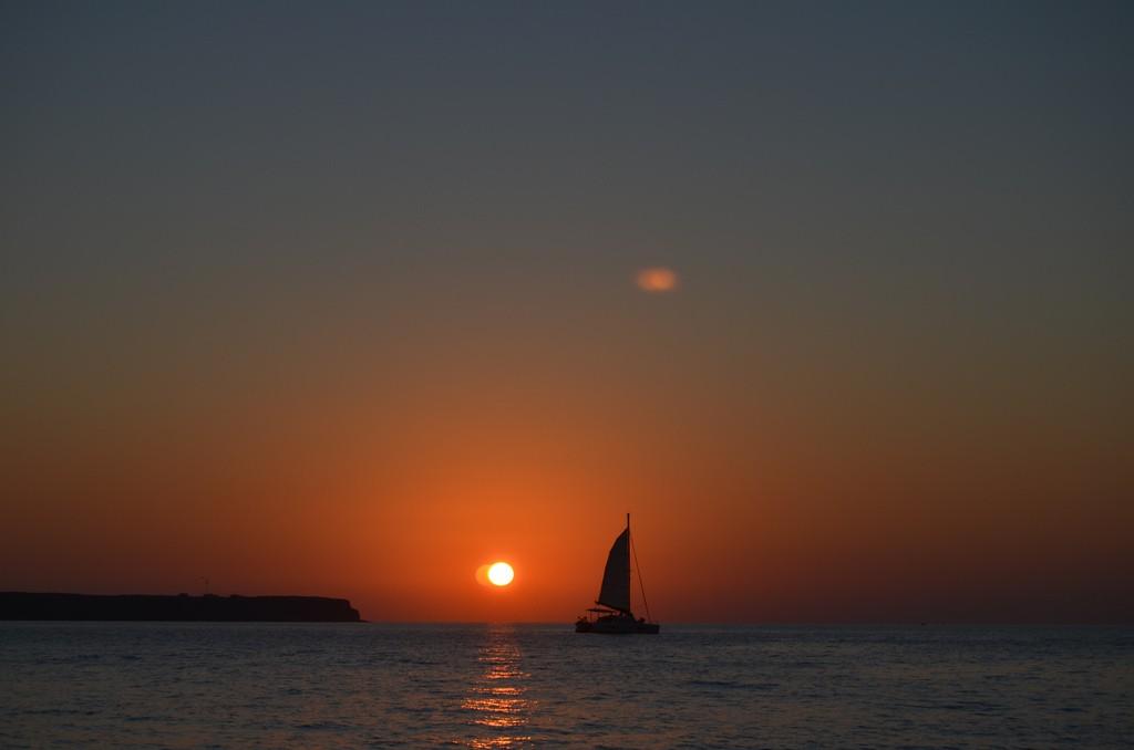 Sunset Cruise, Santorini   © Ernest McGray, Jr./Flickr